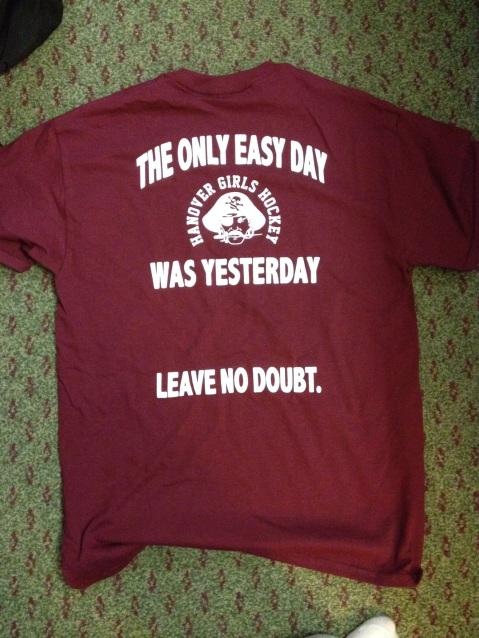 Leave No Doubt!