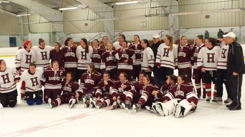 2014 Alumnae Game Participants 12/28/14.  Photo courtesy of Claudine Louis