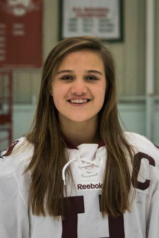 Sarah Wagner #8 Senior