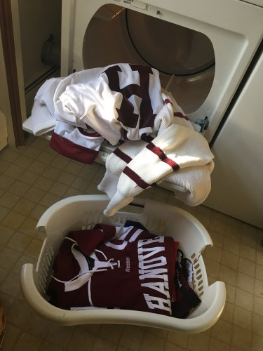 Wash your Uniforms